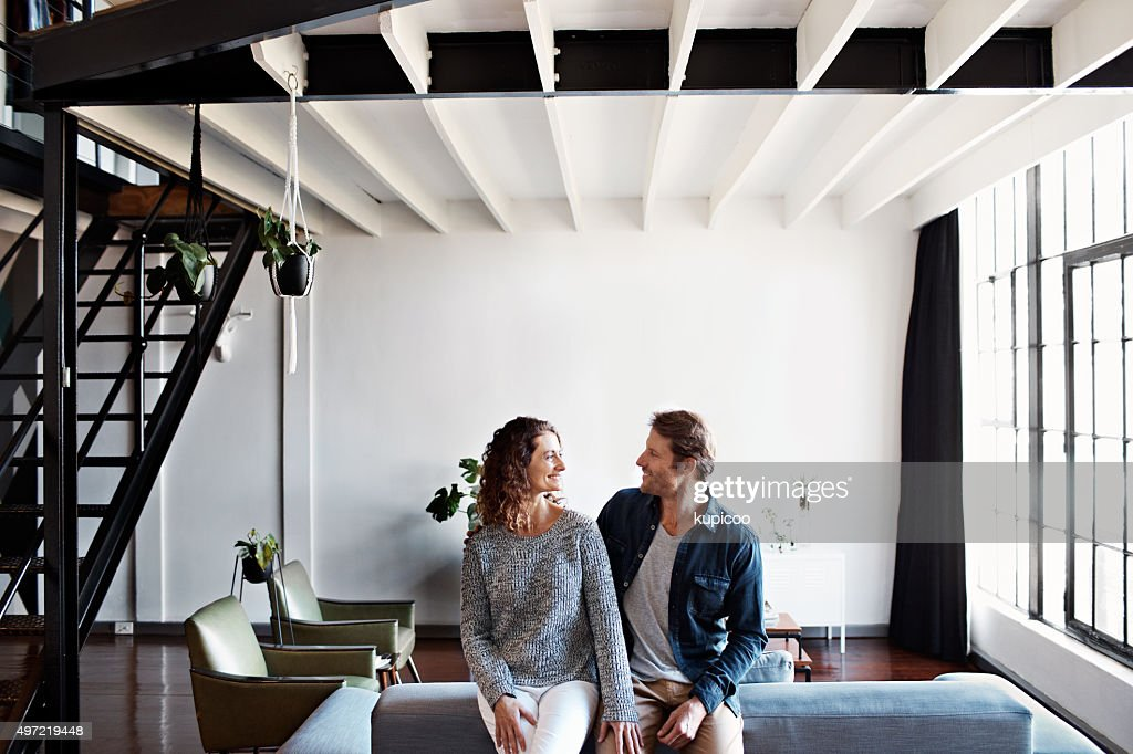Living in style : Stock Photo