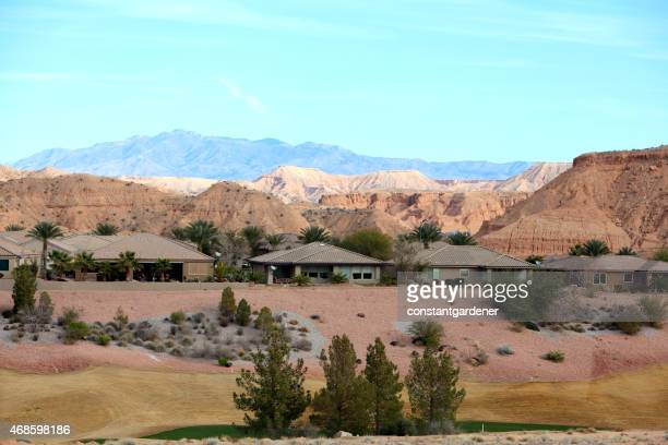 Living In The Desert On A Mesquite Nevada Golf Course