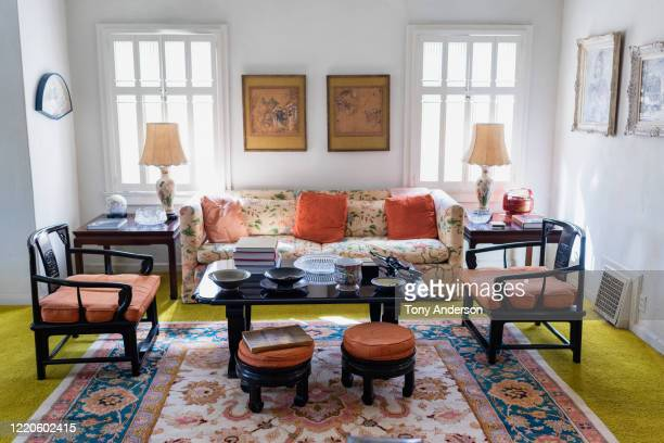 living room home interior - history stock pictures, royalty-free photos & images