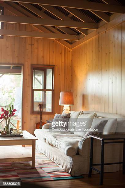 living room - pacific islands stock pictures, royalty-free photos & images