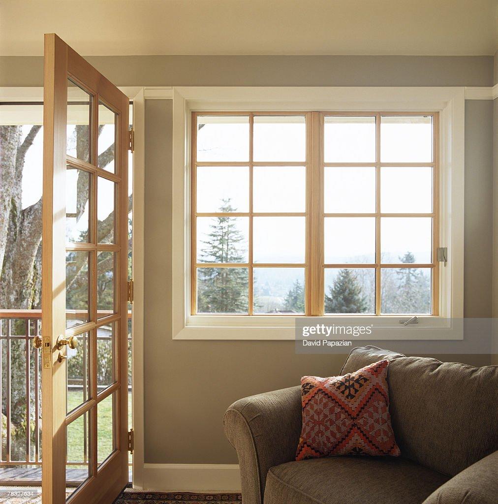 Living room : Bildbanksbilder