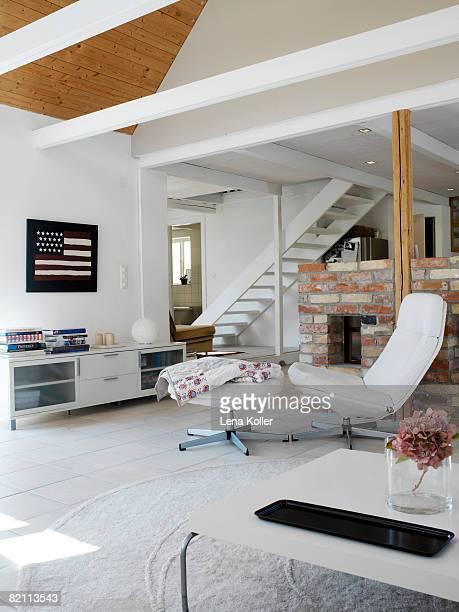 Living room Skane Sweden.