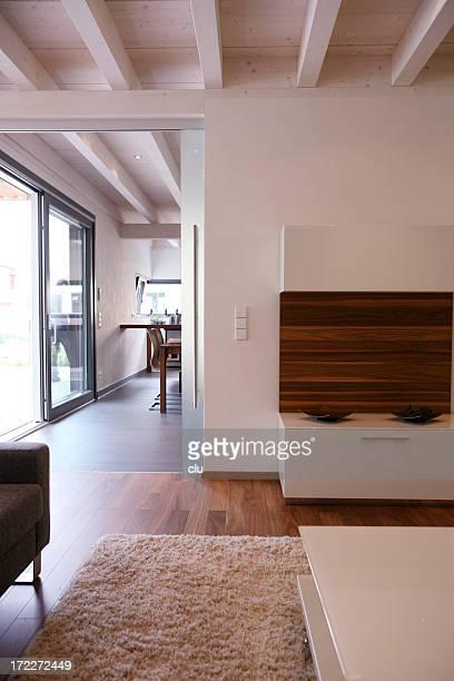 Wohnzimmer mit Blick