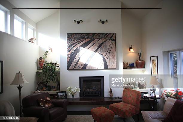 TORONTO ON October 31 Living room with light streaming in Andrea Mathieson is the owner of The Rupert House A piece of Torontoarea history is on the...
