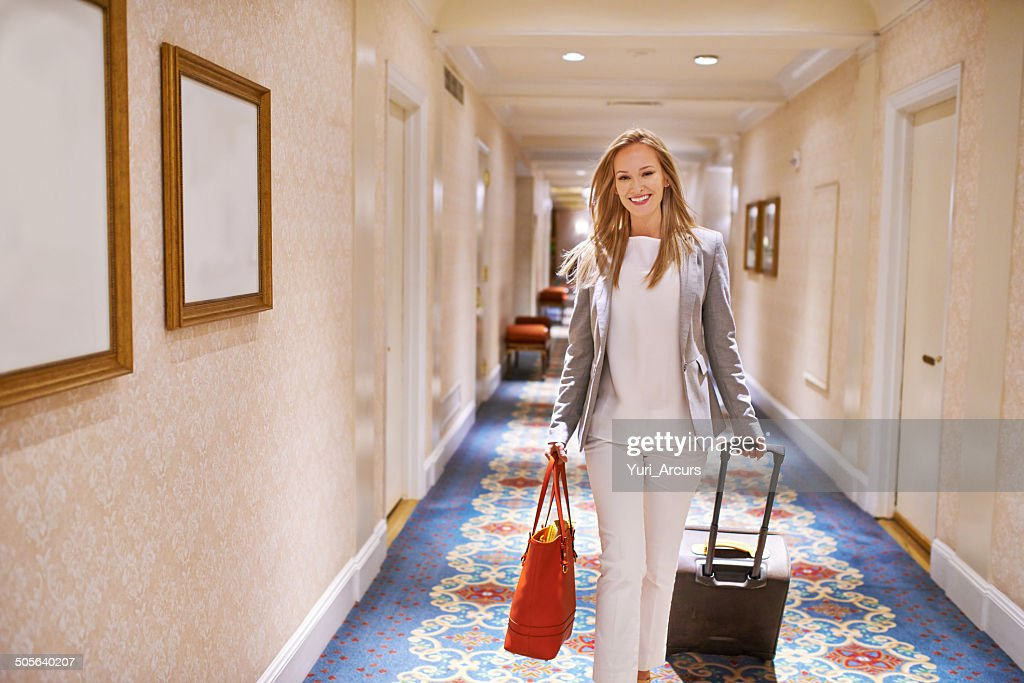 Living the suite life : Stock Photo