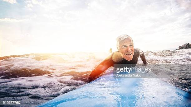 living to the fullest - active senior stock photos and pictures