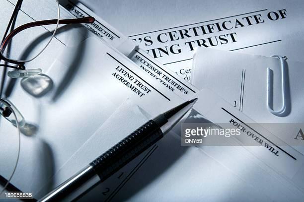 Living Vertrauen Dokumente