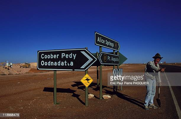 Living Underground In Coober Pedy Australia In Coober Pedy miners are very secretive about their success and never show any outward signs of wealth...