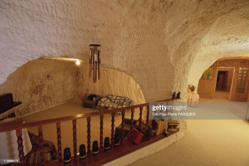 Living Underground In Coober Pedy, Australia- : News Photo