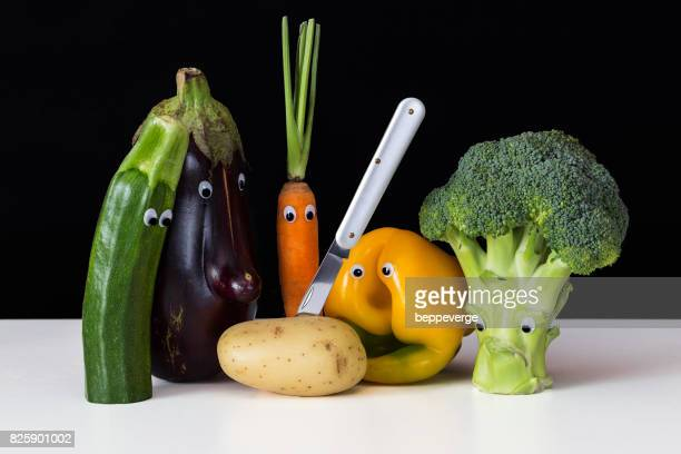 Living vegetables