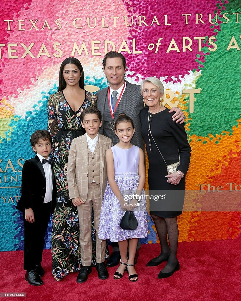2019 Texas Medal of Arts - Inside : News Photo