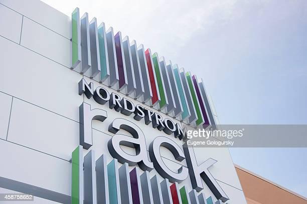 Livingston Center Nordstrom Rack on November 10 2014 in Livingston New Jersey