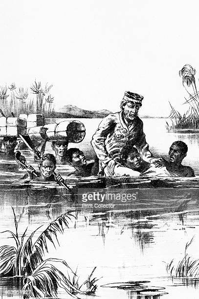Livingstone on his last journey 19th century David Livingstone Scottish missionary and African explorer was the first European to discover the...