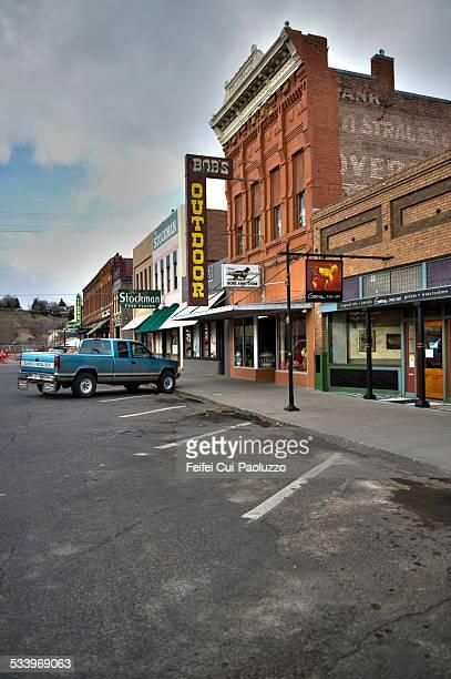 Livingston-Montana USA