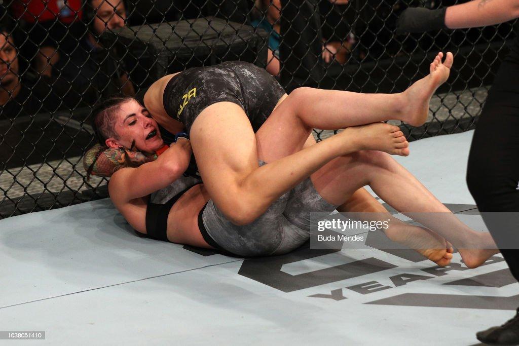 UFC Fight Night: Souza v Chambers : News Photo