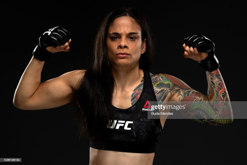 UFC Fighter Portraits : Nieuwsfoto's