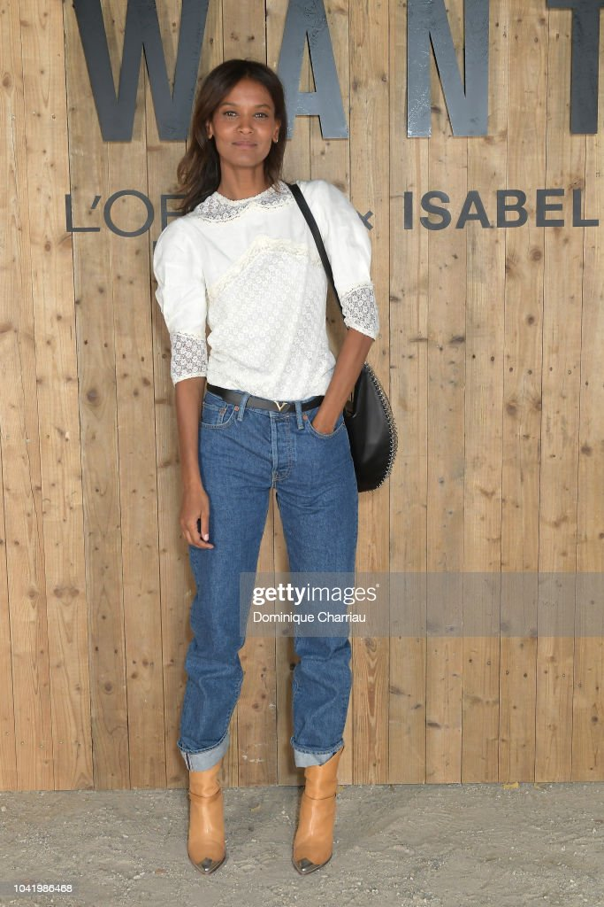 liya-kebede-attends-the-loreal-x-isabel-marant-party-as-part-of-the-picture-id1041986468