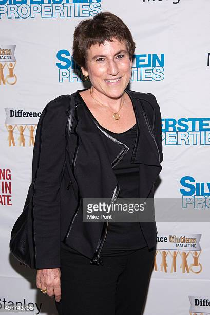 Liz Abzug attends the Top Corporate Allies For Diversity Gala at Club 101 on October 23 2014 in New York City
