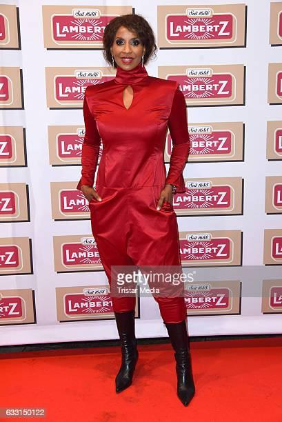 Liz Baffoe attends the 'Lambertz Monday Schoko Night 2017' on January 30 2017 in Cologne Germany