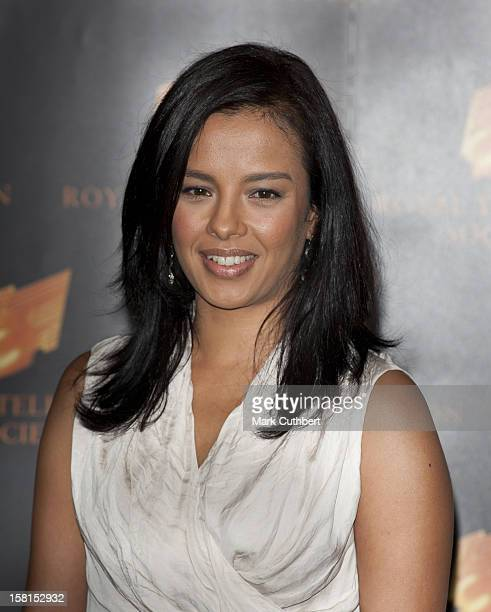 Liz Bonnin Arrives At The Royal Television Society'S Rts Programme Awards At The Grosvenor House Hotel In London