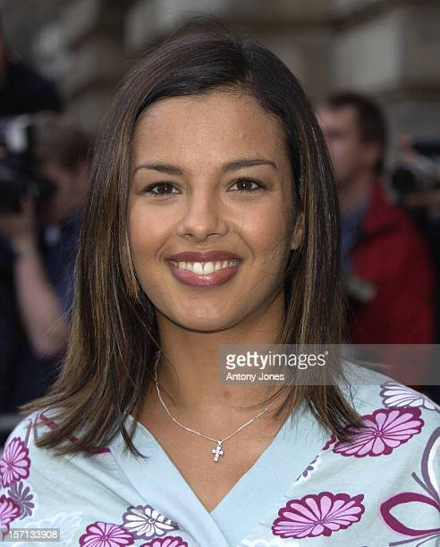Liz Bonnin Attends The Celebrity Launch Party Of The New Saatchi Gallery In London