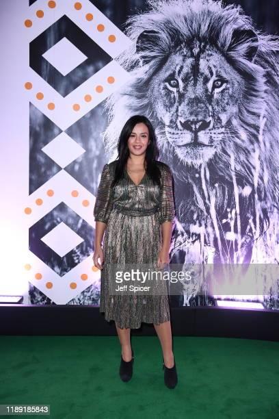 Liz Bonnin attends the Tusk Conservation Awards ceremony at Empire Cineworld on November 21 2019 in London England