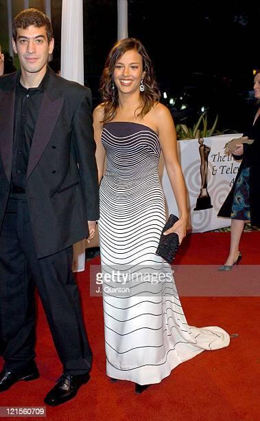 Liz Bonnin during The Irish Film and Television Awards 2004 Arrivals at The Burlington Hotel in Dublin Ireland
