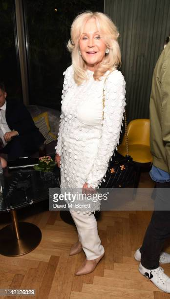 Liz Brewer attends the Screen International PreCannes Film Festival VIP party at The Athenaeum on May 7 2019 in London England