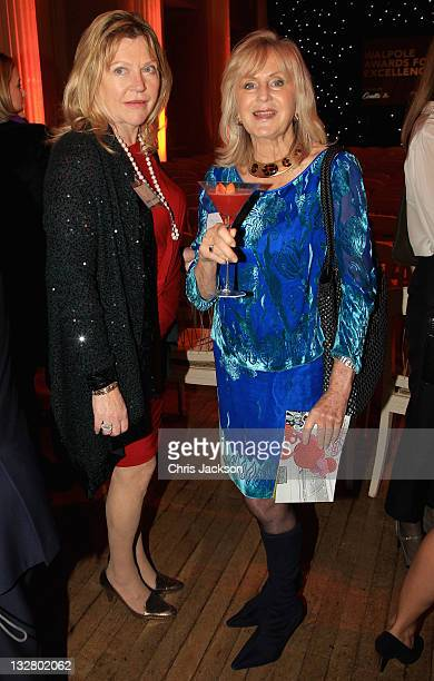 Liz Brewer attends the Walpole Awards of Excellence 2011 at Banqueting House on November 14 2011 in London England