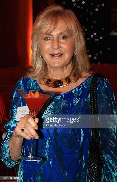 Liz Brewer is pictured at the Walpole Awards of Excellence 2011 at Banqueting House on November 14 2011 in London England