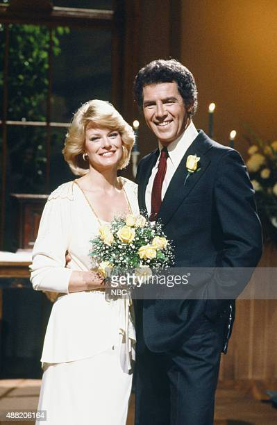 LIVES Liz Chandler and Don Craig Wedding Pictured Gloria Loring as Liz Chandler Jed Allan as Don Craig
