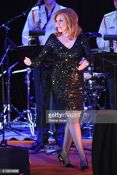 Liz Claman FOX Business Network attends the 2016 Friends Of The Israel Defense Forces Gala at The Waldorf Astoria on March 15 2016 in New York City