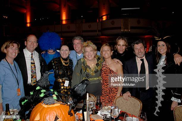 Liz Conway Shawn Conway Bette Midler Sheryl Crow Matt Nye Jann Wenner and attend BETTE MIDLER'S Hulaween Gala Celebrating The New York Restoration...