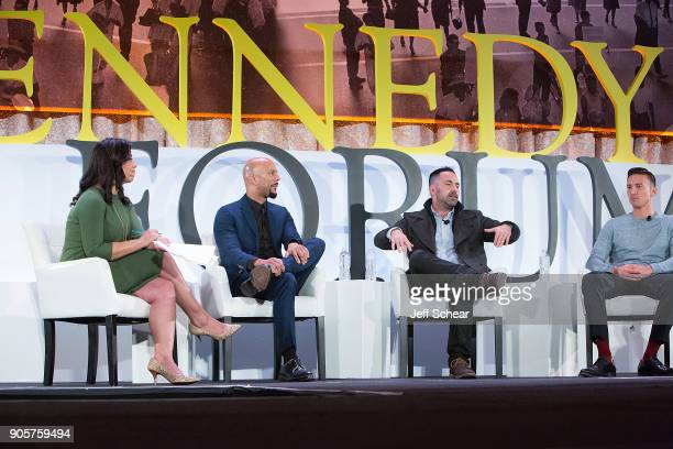 Liz Dozier Founder and Managing Director of Chicago Beyond Common Academy Award Golden Globe Emmy and Grammywinning Actor and Musician Scott Budnick...