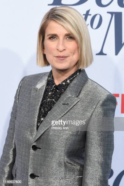 Liz Feldman attends Netflix's Dead To Me season 1 premiere at The Broad Stage on May 02 2019 in Santa Monica California
