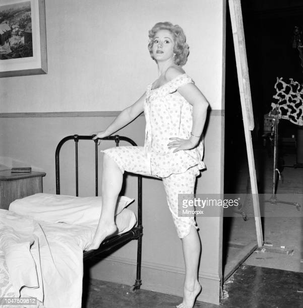 Liz Fraser, English Actress, 1964.