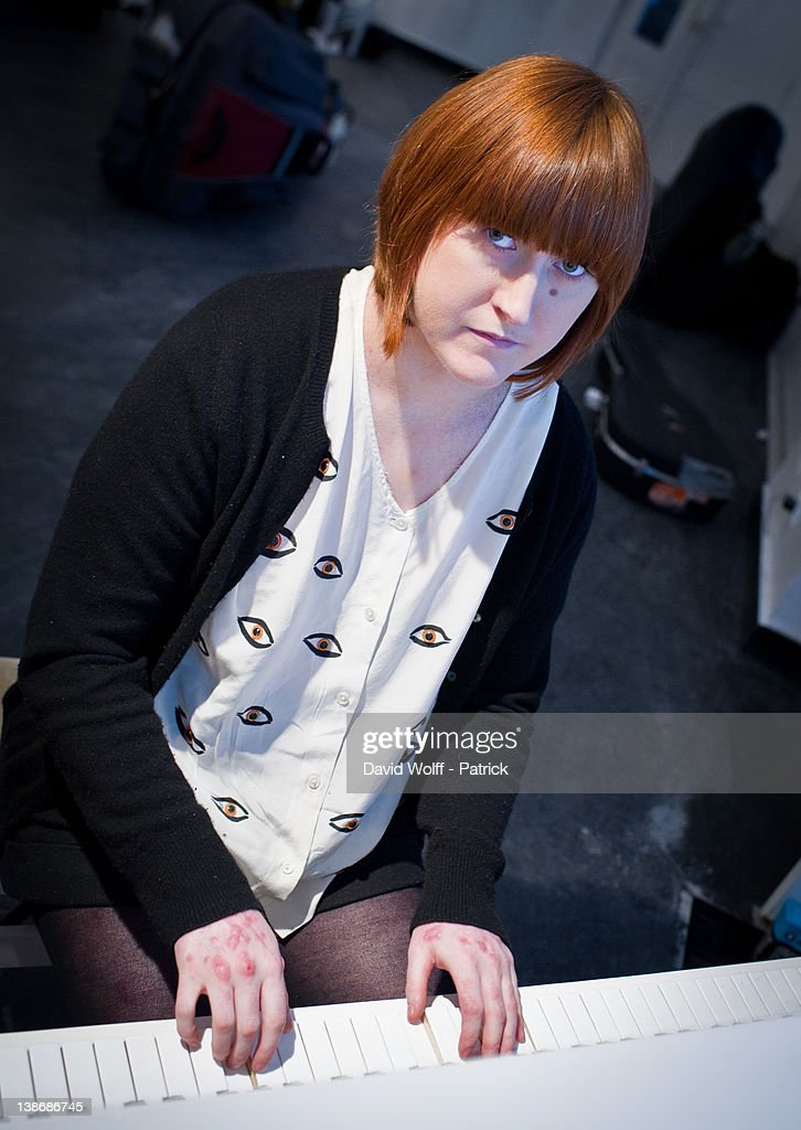 Liz Green Portrait Session : Photo d'actualité