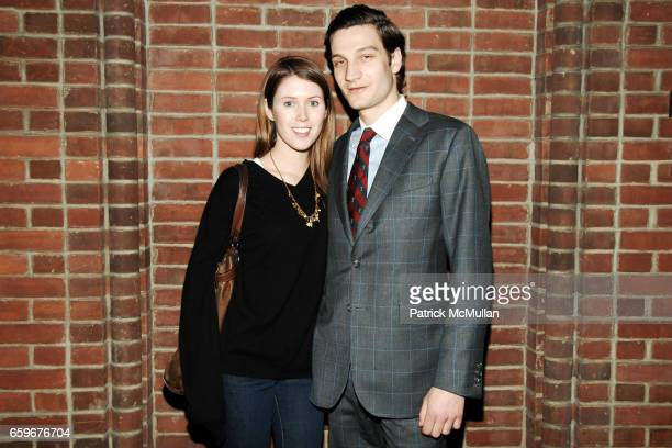 Liz Harris and Josie Hines attend APRIVATECLUBCOM Hosts ASSOULINE Book Launch at Hudson Hotel Library on March 24 2009 in New York City