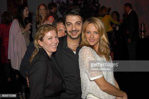 Magdalena wrbel pictures and photos getty images liz hehir joey jalleo and magdalena wrobel attend swarovski hosts a party to present their poetic thecheapjerseys Images