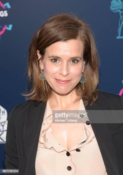 Liz Heldens attends the 20th Century Fox 2018 LA Screenings Gala at Fox Studio Lot on May 24 2018 in Century City California