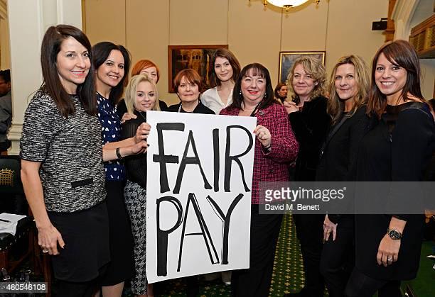 Liz Kendall MP Caroline Flint MP Sophie Isaacs Sophie Louise Dann Isla Blair Gemma Arterton Sharon Hodgson MP Sophie Stanton Jane Bruton...