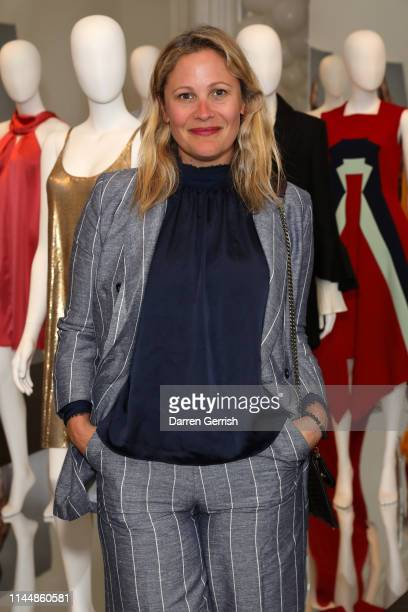 Liz Matthews attends the Outnet's 10th Anniversary Dinner on April 24 2019 in London England