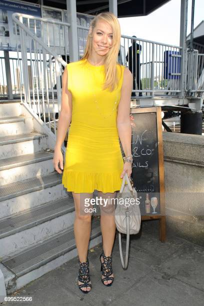 Liz McClarnon arriving at Girls I Rate summer Party on June 21 2017 in London England