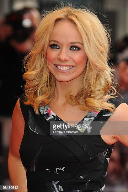 Liz McClarnon attends the Premiere of 'The Heavy' at Odeon West End on April 15 2010 in London England