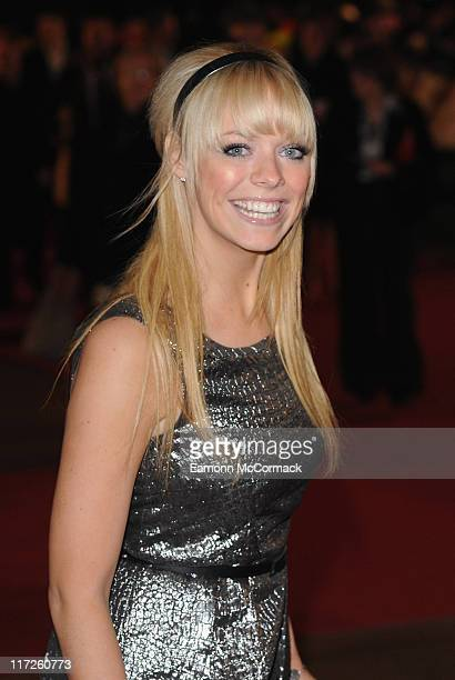Liz McClarnon attends the UK premiere of 'Revolutionary Road' at Odeon Leicester Square on January 18 2009 in London England