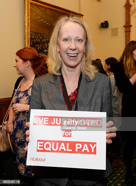 Liz McInnes MP join stars of West End musical 'Made In Dagenham' Grazia Magazine and UNITE to celebrate bringing about a landmark parliamentary vote...