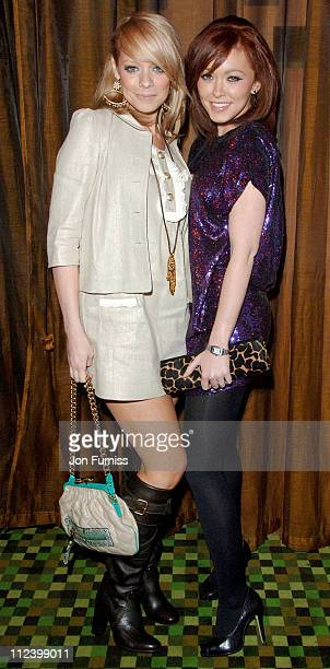 Liz McLarnon and Natasha Hamilton during InStyle Magazine Best Beauty Awards at Sketch in London Great Britain