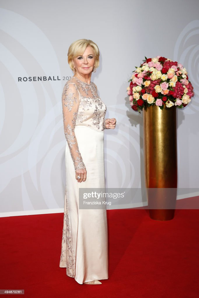 Liz Mohn attends the Rosenball 2014 on May 31, 2014 in Berlin, Germany.