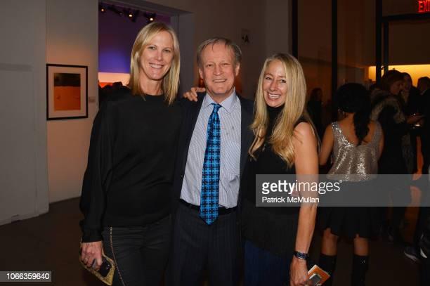 Liz Morley Ehrlich Patrick McMullan and Amanda Moretti attend 24th Annual ARTWALK NY at Spring Studios on November 28 2018 in New York City