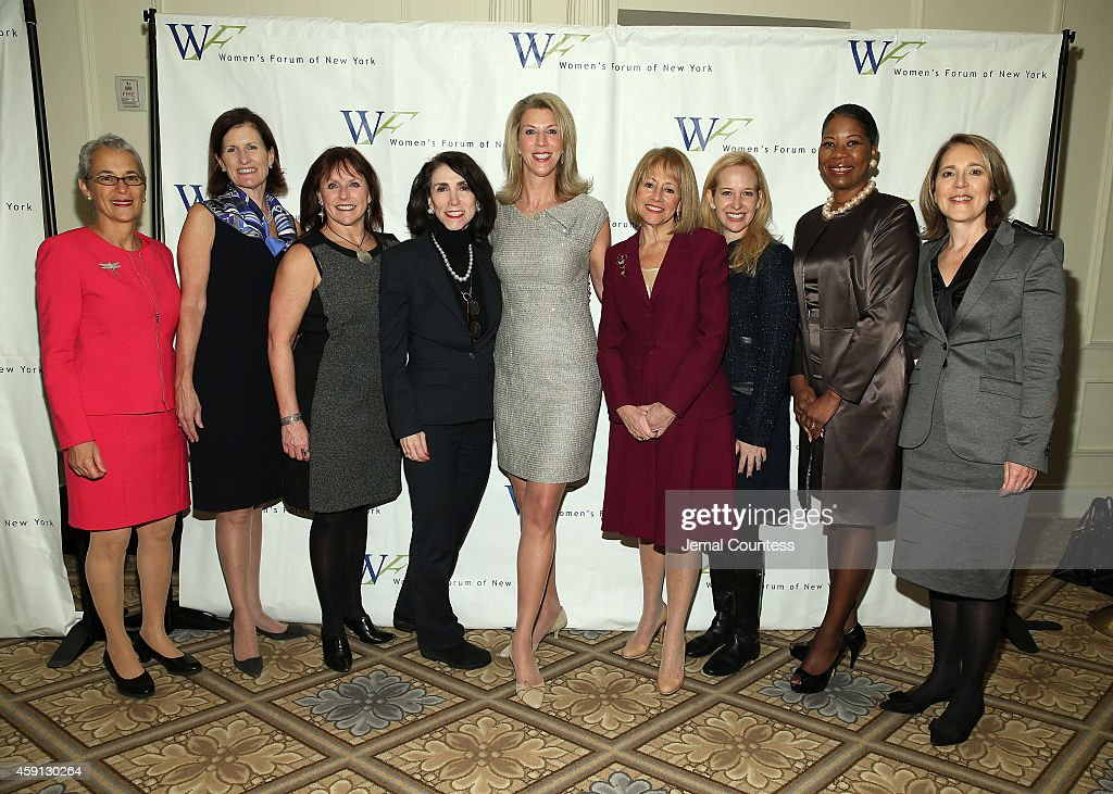 The 4th Annual Elly Awards Honoring Billie Jean King & Sallie Krawcheck Hosted By The Women's Forum Of New York